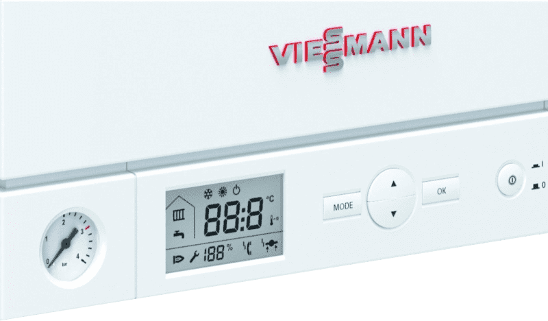 Viessmann Vitopend-100-display