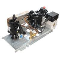 7825542 Аква-блок в сборе 30 кВт двухконтурный Viessmann