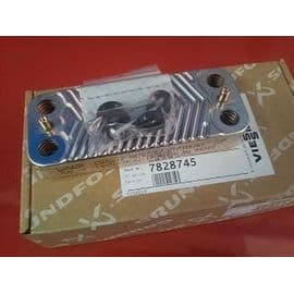 Пластинчатый теплообменник Vitopend WH1D / Vitodens 24 кВт, фото