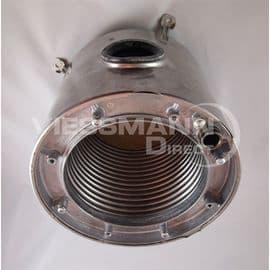 Теплообменник Vitodens 300 WB3A 49-60 кВт, фото